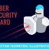 Isometric security vector