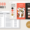 Infographic mood board generator