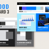 Infographic mood board generator