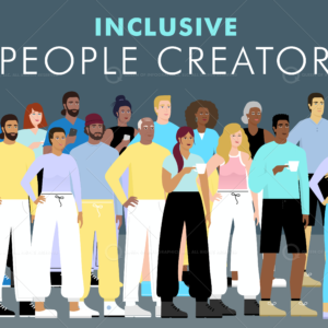 Inclusive people creator