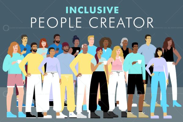 Inclusive people creator